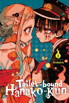 Toilet-bound Hanako-kun, Vol. 8 book cover