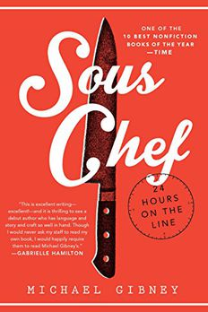 Sous Chef book cover