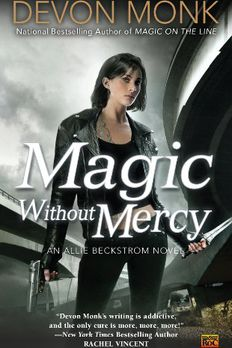 Magic Without Mercy book cover