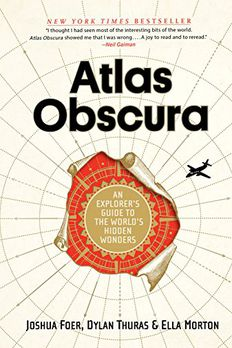 Atlas Obscura book cover