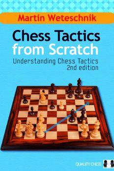 Chess Tactics from Scratch book cover