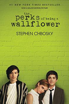 The Perks of Being a Wallflower book cover
