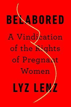 Belabored book cover