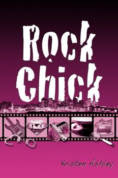 Rock Chick book cover