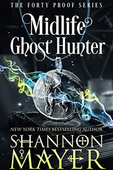 Midlife Ghost Hunter book cover