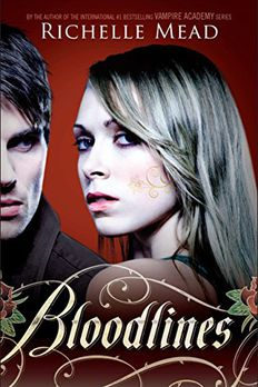 Bloodlines book cover