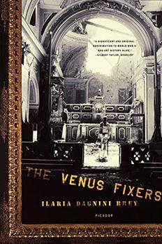 The Venus Fixers book cover