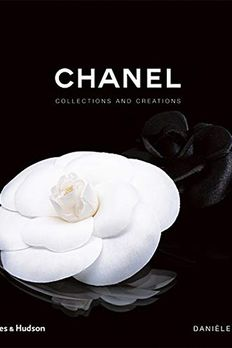 Chanel book cover