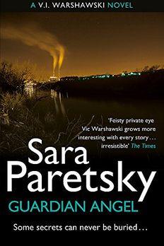 Guardian Angel. Sara Paretsky book cover