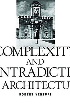 Complexity and Contradiction in Architecture book cover