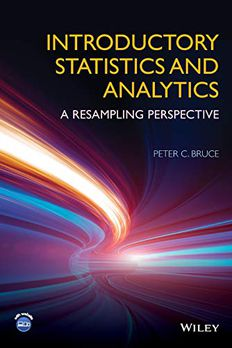 Introductory Statistics and Analytics book cover