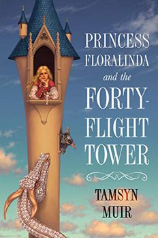Princess Floralinda and the Forty-Flight Tower book cover