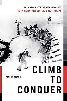Climb to Conquer book cover