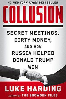 Collusion book cover