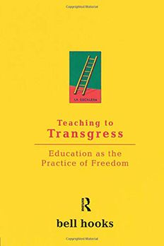 Teaching to Transgress book cover