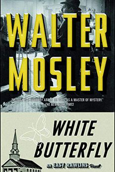 White Butterfly book cover