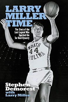 Larry Miller Time book cover
