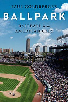 Ballpark book cover