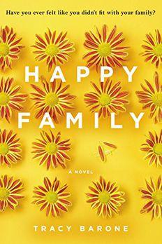 Happy Family book cover