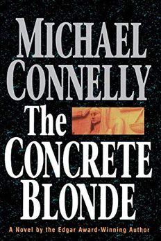The Concrete Blonde book cover
