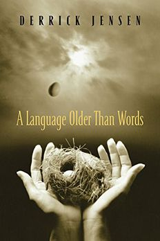 A Language Older Than Words book cover