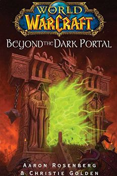 Beyond the Dark Portal book cover