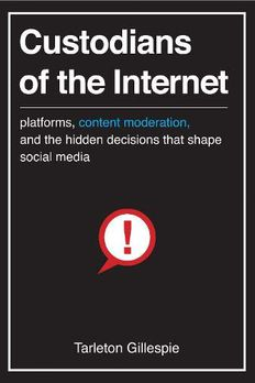Custodians of the Internet book cover