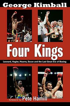 Four Kings book cover