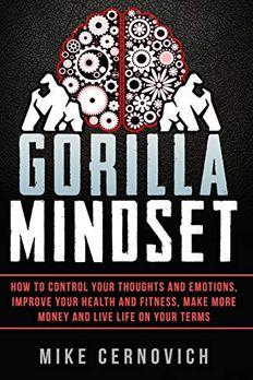 Gorilla Mindset book cover