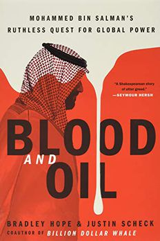 Blood and Oil book cover