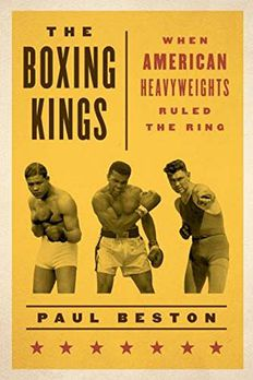 The Boxing Kings book cover
