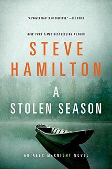 A Stolen Season book cover