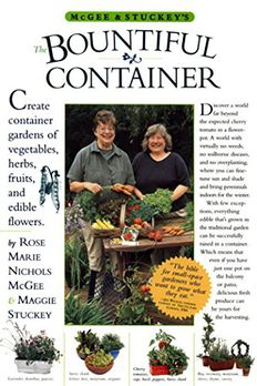 McGee & Stuckey's Bountiful Container book cover