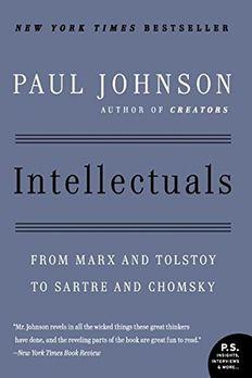 Intellectuals book cover