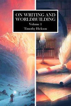 On Writing and Worldbuilding book cover