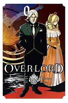 Overlord Manga, Vol. 9 book cover