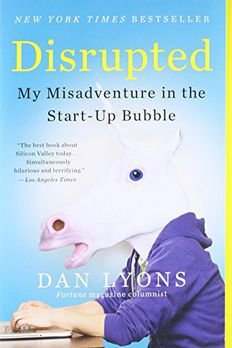 Disrupted book cover