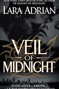 Veil of Midnight book cover