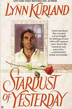 Stardust of Yesterday book cover