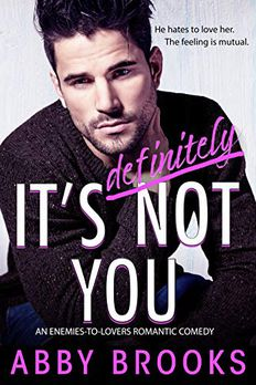 It's Definitely Not You book cover