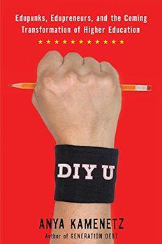 DIY U book cover