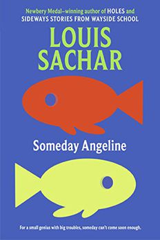 Someday Angeline book cover