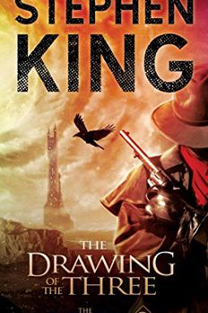 The Dark Tower II book cover