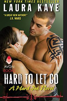 Hard to Let Go book cover