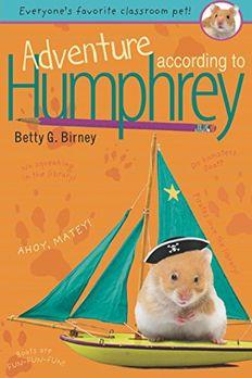 Adventure According to Humphrey book cover