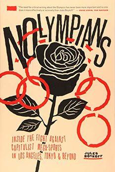 NOlympians book cover