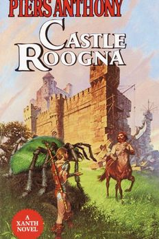 Castle Roogna book cover