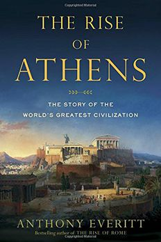 The Rise of Athens book cover