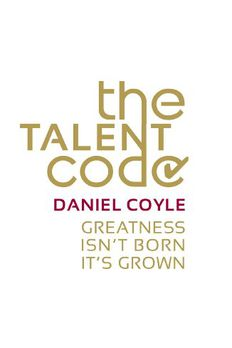 The Talent Code book cover