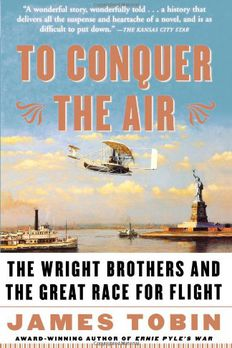 To Conquer the Air book cover